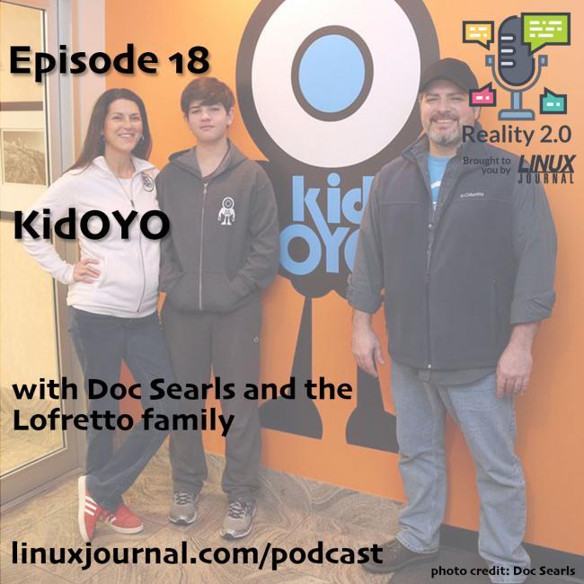 Episode 18: KidOYO cover image