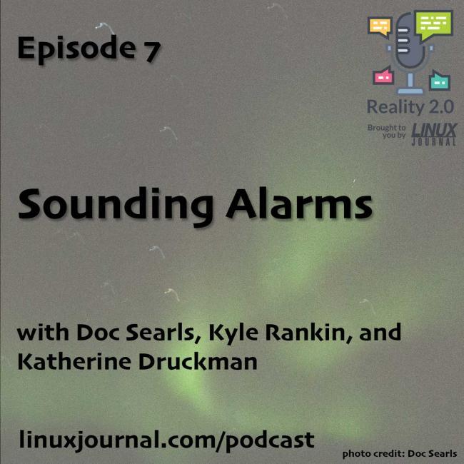 Episode 7: Sounding Alarms cover
