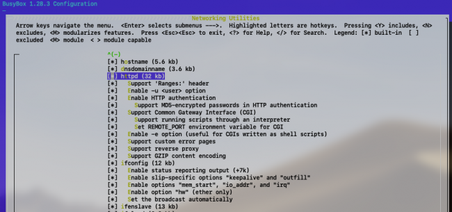 Build a Custom Minimal Linux Distribution from Source, Part II