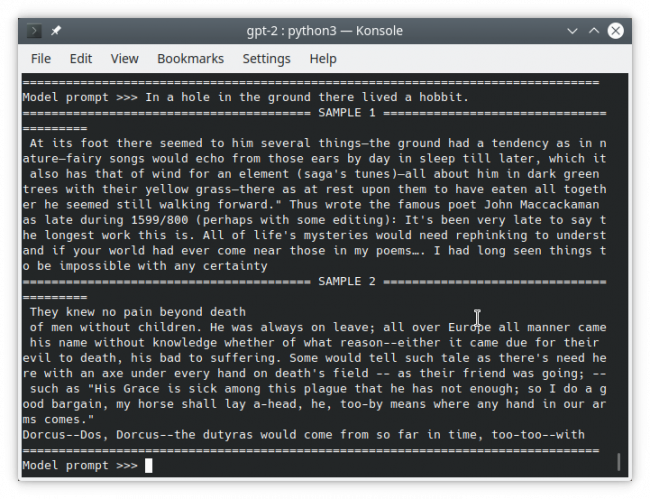 An AI Wizard of Words | Linux Journal